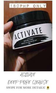 Activate Deep Pore Cleanse