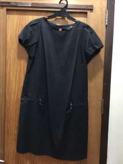 Zara office dress