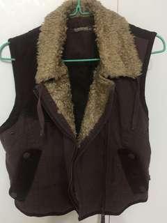 Ladies' Purple Vest