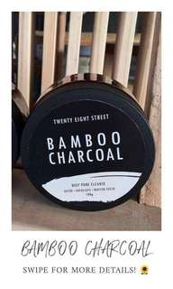 Bamboo Charcoal Deep Pore Cleanse