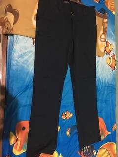 JUAL RUGI KARENA SALAH BELI! celana long chino warna navy
