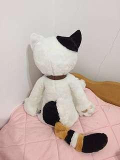 貓咪 臭臉 厭世貓布偶 玩偶