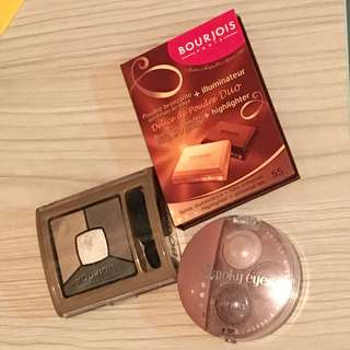 Bourjois Eyeshadow 眼影 Powder 陰影