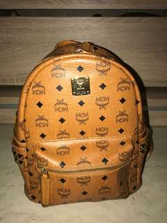 Mcm backpack medium