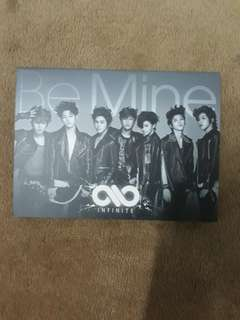 [INFINITE] Be Mine Japan Album