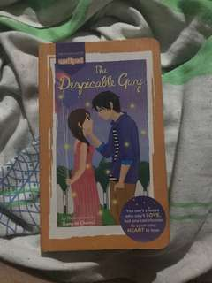 Wattpad The Despicable Guy book