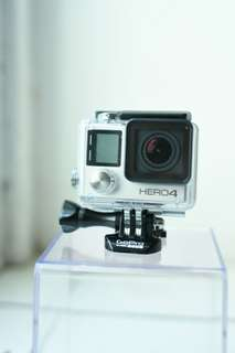 Gopro Hero 4 Second