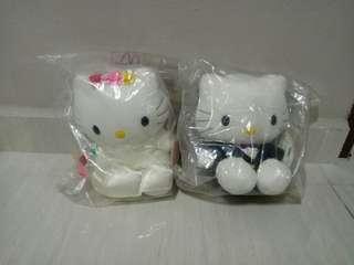 Hello Kitty Wedding Bear