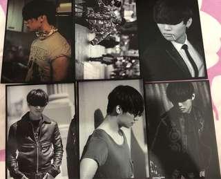 Big Bang Daseung Post Card (10週年限量版)