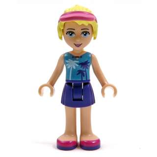 Lego 41129 Friends Amusement Park Hot Dog Van - Stephanie