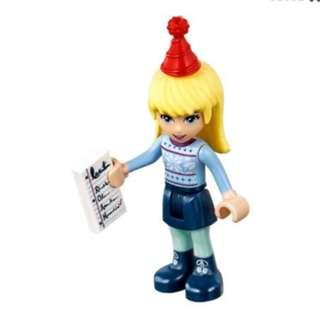 Lego 41326 Advent Calendar 2017, Friends - Behatted Stephanie
