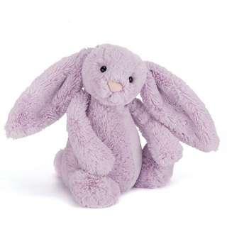 Brand New Jellycat Bashful Hyacinth Bunny RTP $39.90