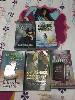 Malay books!