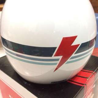 SHIRO安全帽(共兩頂,可拆售)