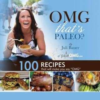OMG. That's Paleo?