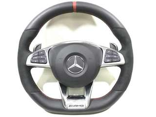 Mercedes Benz AMG Steering