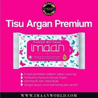Instock-Imaan Premium Wet Tissue