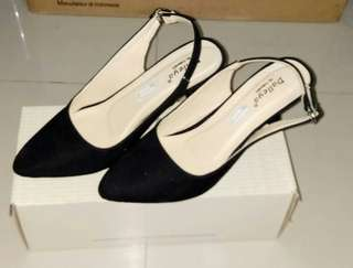 Dalleya Shoes black