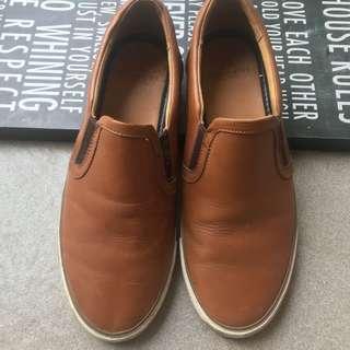 Coach slip-on Shoes original, beli di 🇺🇸, kondisi ok 🥤🥤🥤🥤