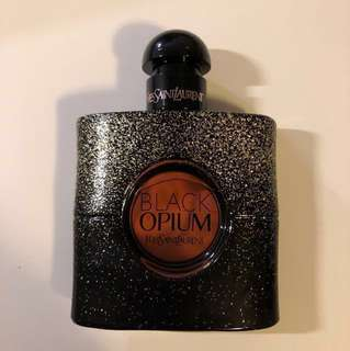 Ysl black opium perfume **price firm**