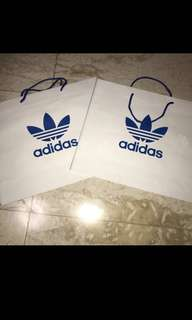 Adidas originals paperbag