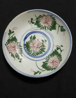 Republic of china Vintage Plate