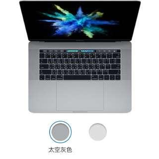 MacBook Pro 15吋 有TB