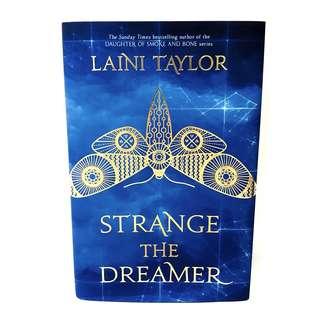 STRANGE THE DREAMER - Laini Taylor (Hardback)