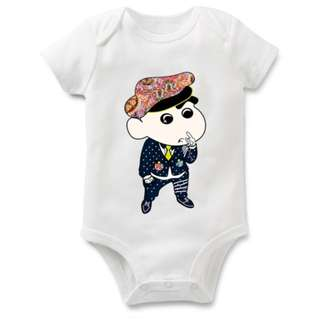 🚚 Shin Chan Baby Cloth Baby Romper