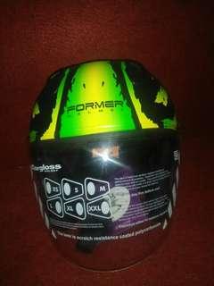 Helmet: FORMER oreginal