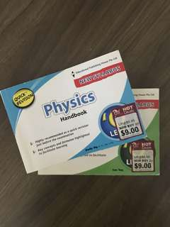Phys & Chem Guide Books