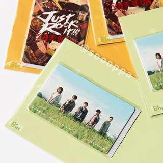 【預購】台灣代購 MAYDAY 五月天 JUST ROCK IT 一卡通 悠遊卡 八達通