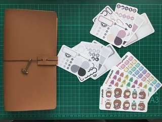 Traveler's Notebook Set
