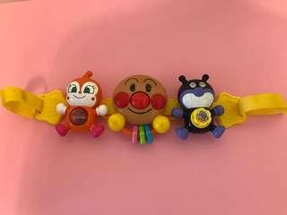 正版麵包超人玩具