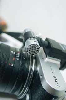 OLYMPUS SEMA-1 EXT Stereo Microphone for DSLR Video 外接麥克風