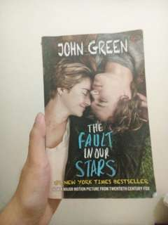 JUAL MURAH The Fault in Our Stars