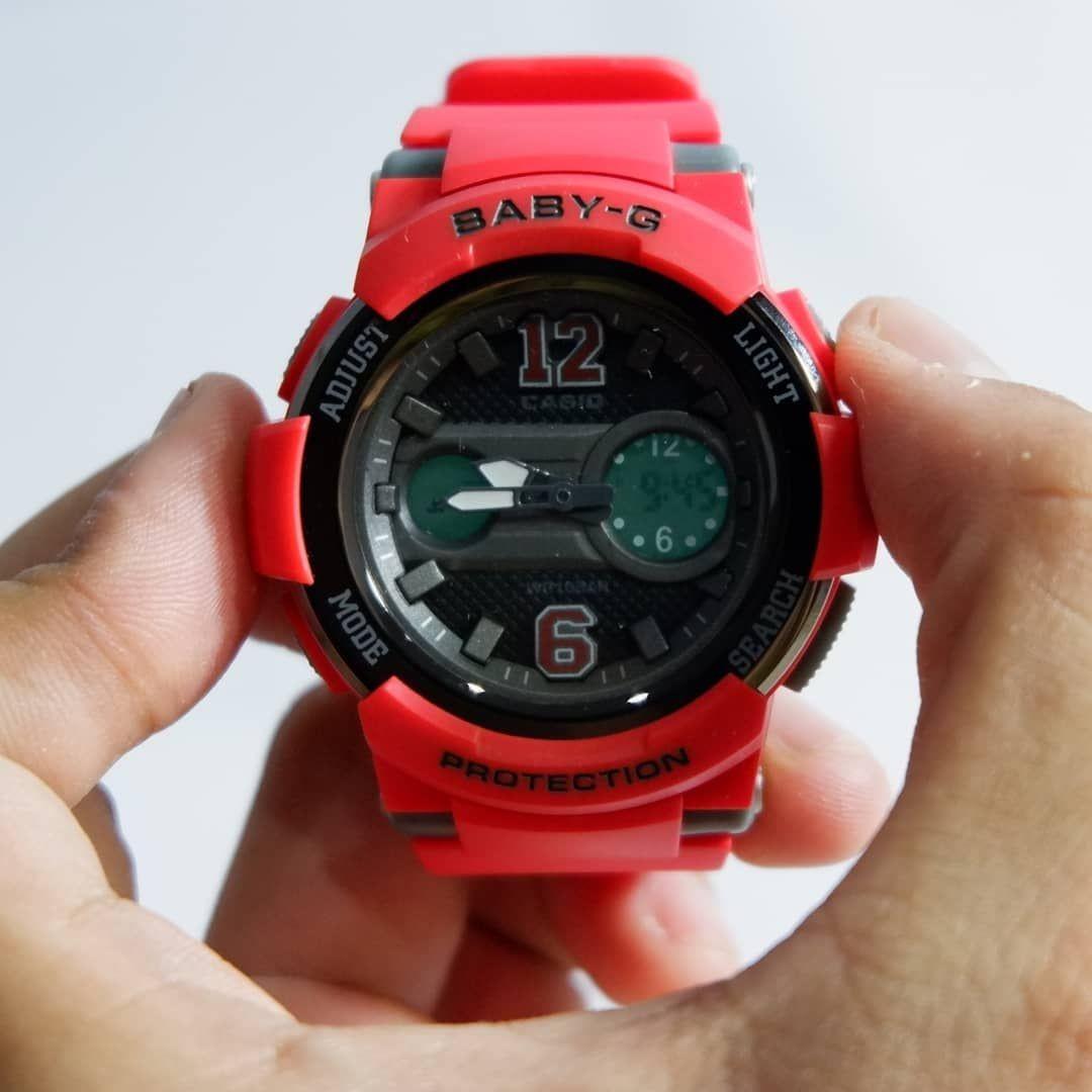 Casio Baby G Bga 230 4b Sinyal Waktu Setiap Jam Perempuan Perhiasan 230sc 7b Babyg Bga230sc 7 Original Ampamp Bergaransi Photo
