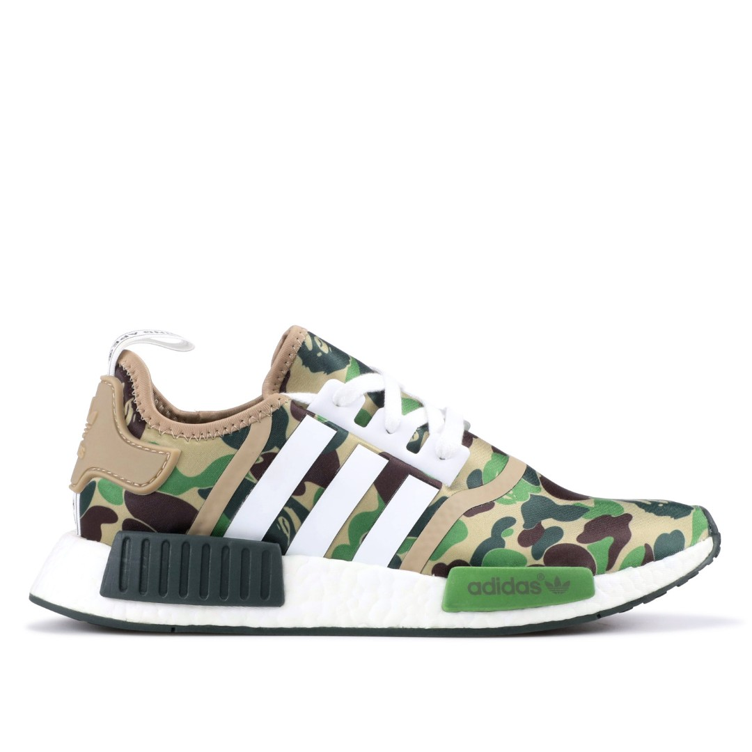 designer fashion 1d079 dec4c Adidas NMD R1 x Bape
