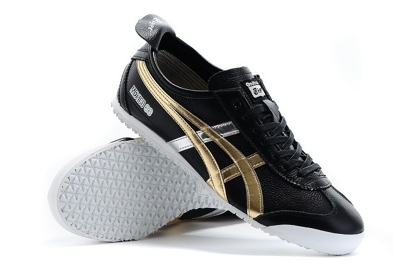 purchase cheap 906d9 b8e12 ... ASICS ONITSUKA TIGER MEXICO 66 BLACK GOLD SILVER ORIGINAL, Olshop  Fashion, Olshop Pria on ...