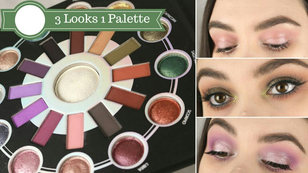 Zodiac 25 Color Eyeshadow And Highlighter Palette by BH Cosmetics #13