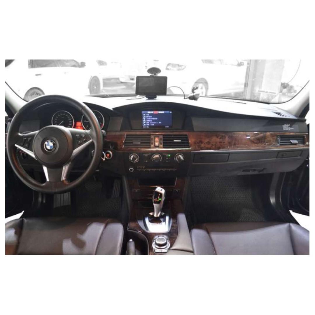 寶馬BMW 5 2009年 E60二手車中古車