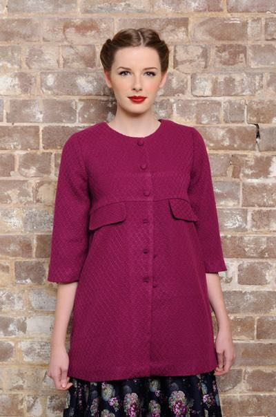 Elise Design Reece Coat