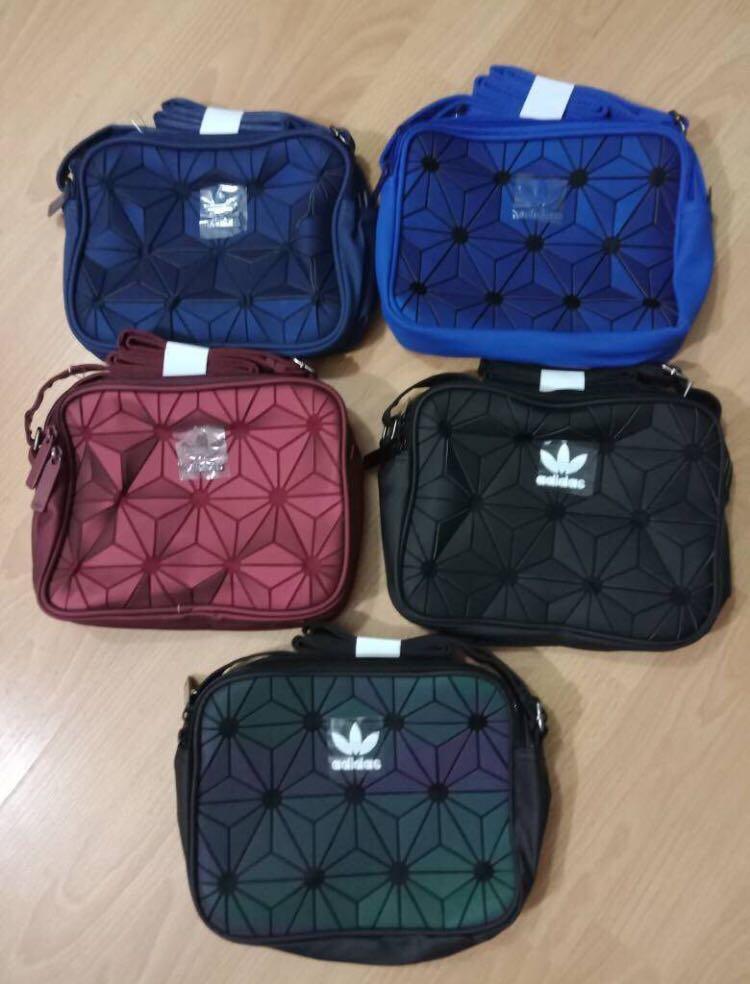FREE POSTAGE!! Adidas 3D Sling Bag x Issey Miyake  6da55a34827d2
