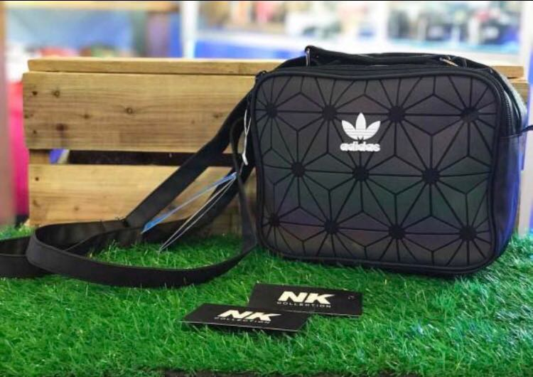 ef8d39d08445 FREE POSTAGE!! Adidas 3D Sling Bag x Issey Miyake