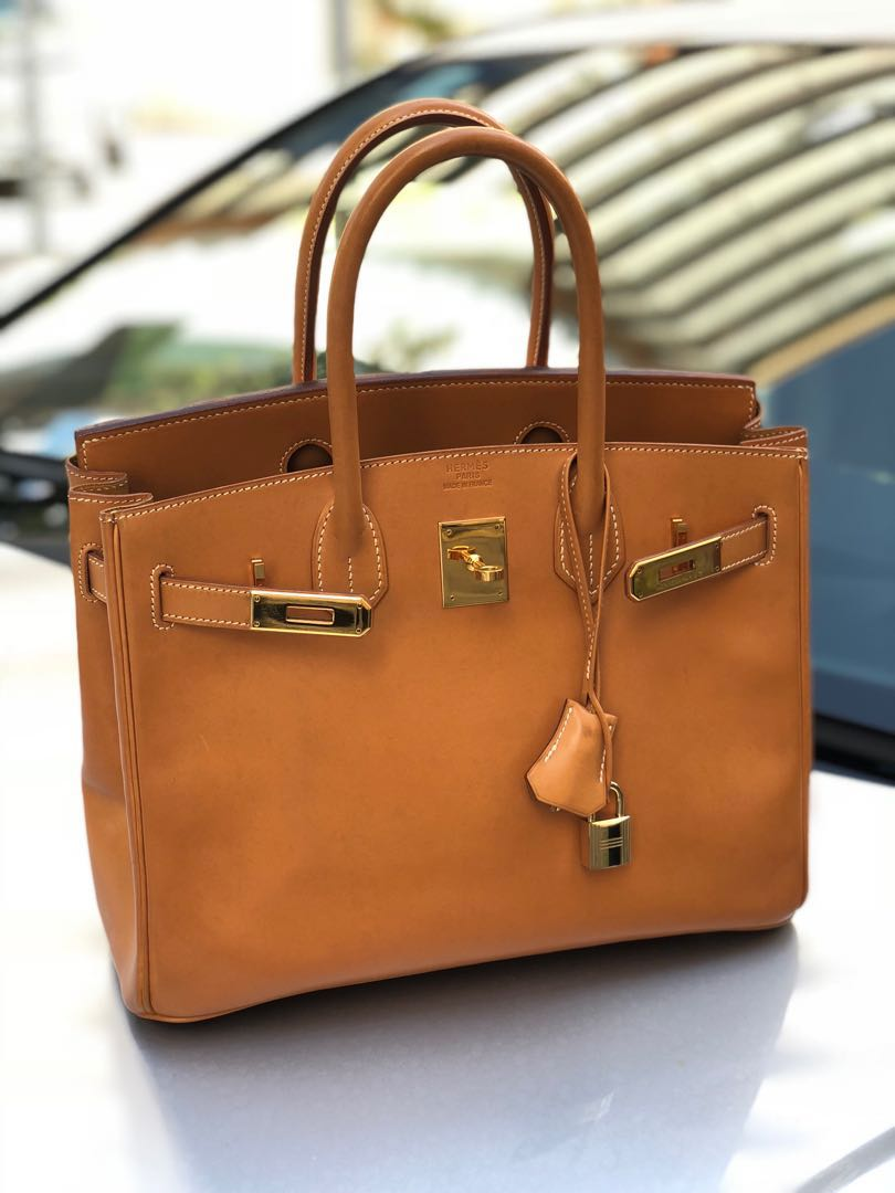 Hermes birkin 30 vache leather ghw - discontinued 071a3046d8