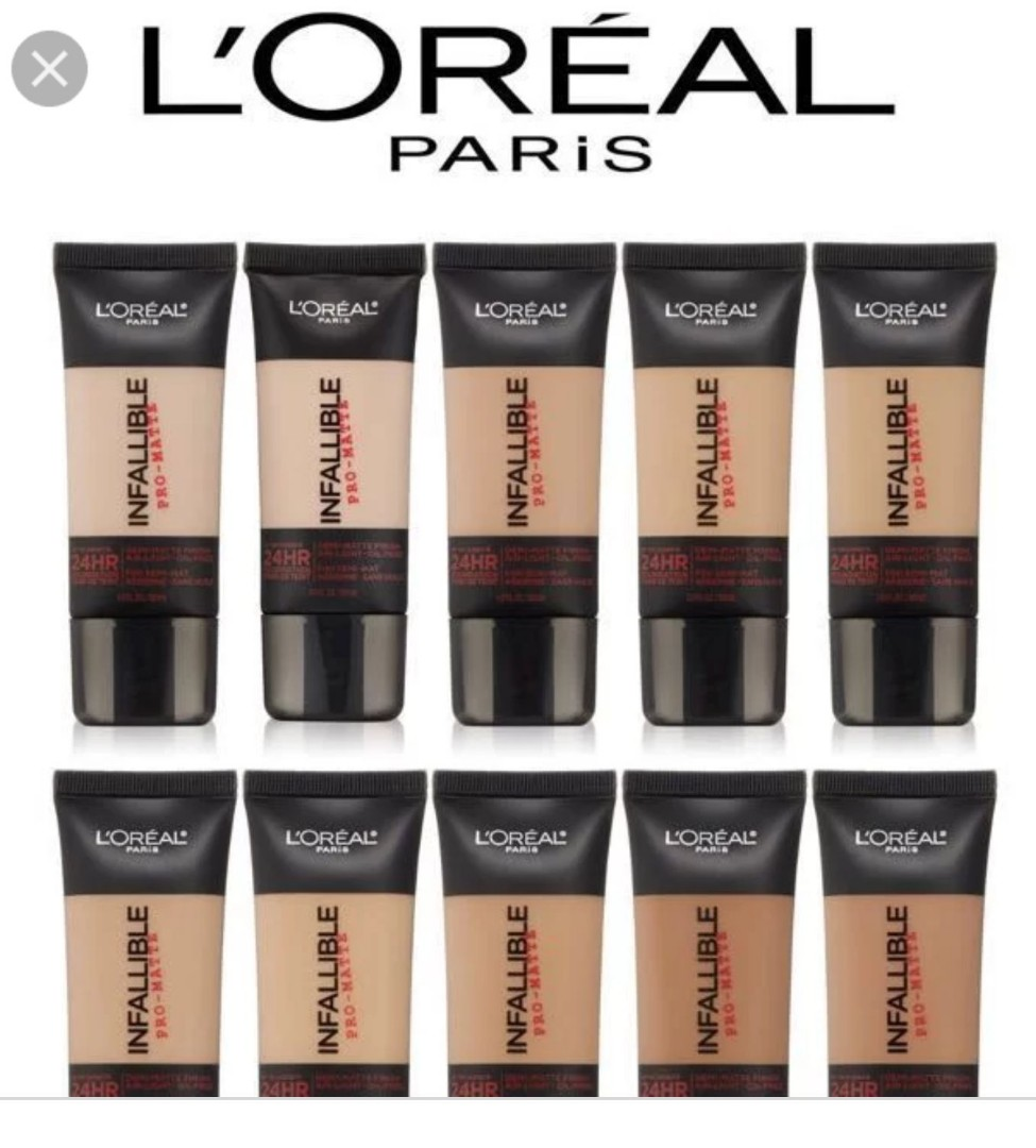 great deals amazon catch Loreal Infalible Pro Matte Foundation 103 Natural Buff ...