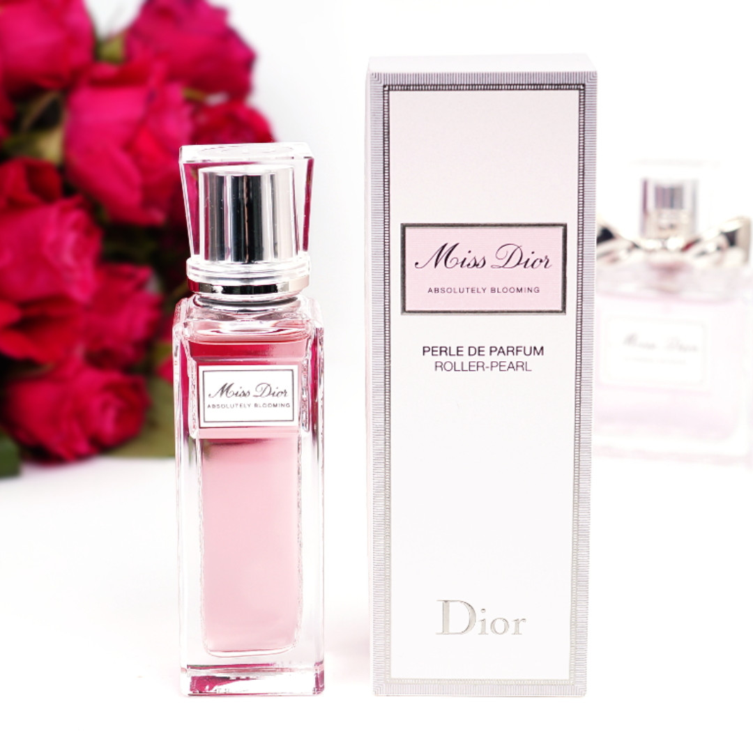 c02fc82267 Miss Dior Absolutely Blooming Roller-Pearl EDP 20ml 走珠香薰 香水 香氛 Perle De  Parfum