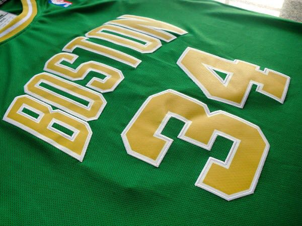 cfb40731933 NBA Boston Celtics Paul Pierce Swingman Jersey