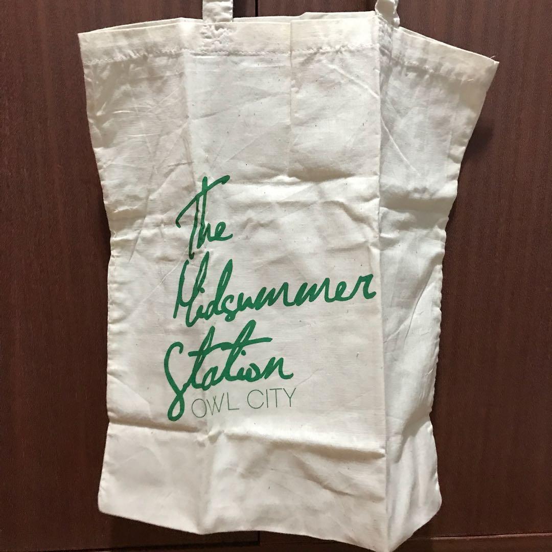 Owl City - The Midsummer Station Tote Bag