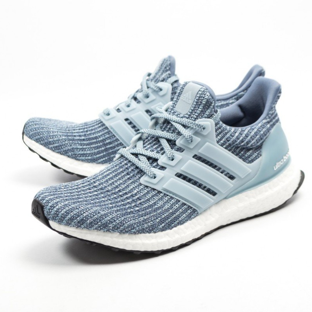 c586bd495 PO) Adidas Mens Ultra Boost 4.0 Ash Blue